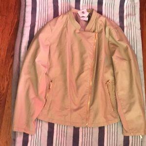 🆕Calvin Klein Women's Faux leather Jacket